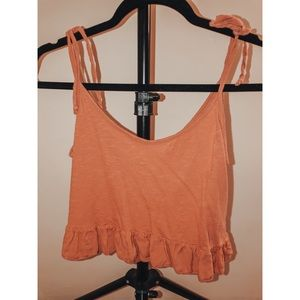 UO cropped tank